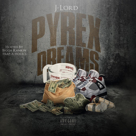 Pyrex Dreams J Lord front cover
