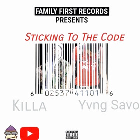 Sticking To The Code SavoDoemDirty front cover