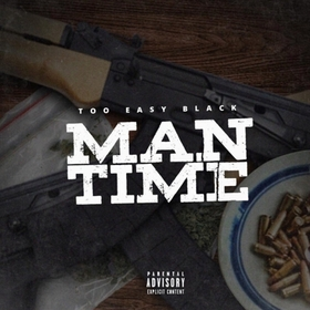 Man Time TooEasy Black front cover