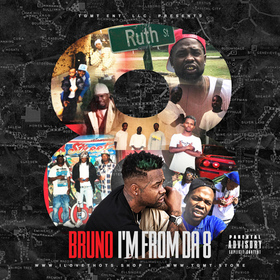 I'm From Da 8 Bruno TGMT front cover