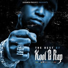 The Best of Kool G Rap DJ Cinco P Beatz front cover