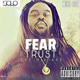 Fear Trust Mike Roz front cover