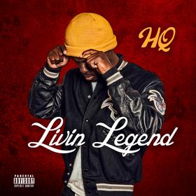 Livin Legend HQ front cover