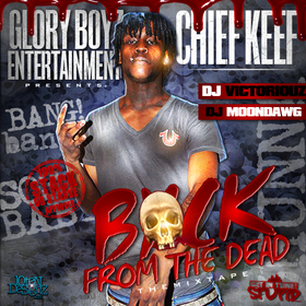 Back From The Dead Chief Keef front cover