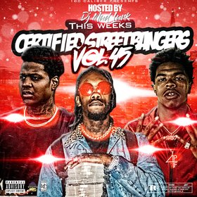 This Weeks Certified Street Bangers Vol.45 DJ Mad Lurk front cover