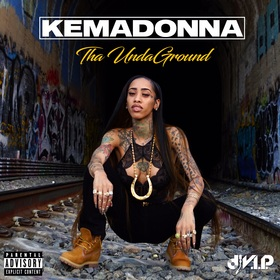 The UndaGround Kemadonna front cover