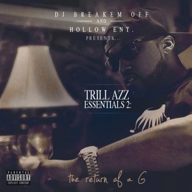 Trill Azz Essentials 2 (The Return Of A G) KD front cover