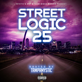 Street Logic 25 Tampa Mystic front cover