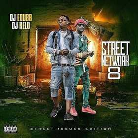 Street Network 8: Street Issues Edition Dj E-Dub front cover