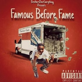 Famous Before Fame Damee Kash front cover