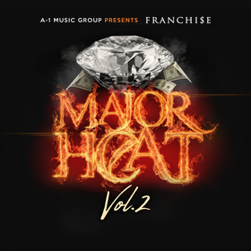 Major Heat Vol.2 Franchi$e front cover