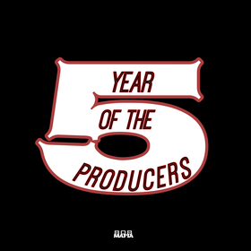 Year of The Producers 5 Fameus of 808 Mafia front cover