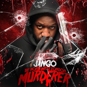 The North West London Murderer Jango front cover