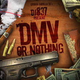 DMV or Nothing DJ 837 front cover