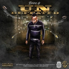 Undefeated Tommie G front cover