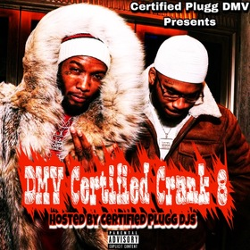 DMV Certified Cank 8 Certified Plugg DMV front cover