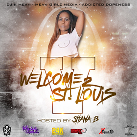 Welcome 2 St. Louis Vol. 5 DJ K.Mean front cover