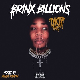 Drip Tape Brinx Billions front cover