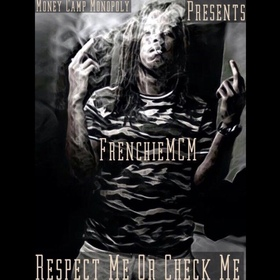 Respect Me or Check Me FrenchieMCM front cover