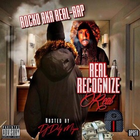 Real Recognize Real Vol.1 Rocko aka Real - Rap front cover