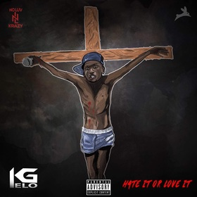 Hate It Or Love It KeloG front cover