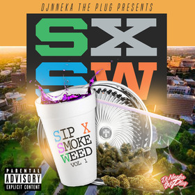 SXSW VOL 1 Dj Nneka The Plug front cover