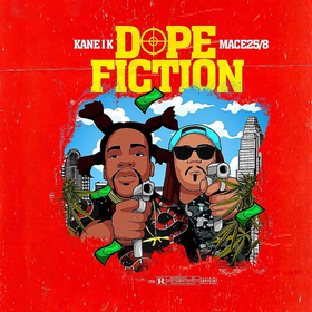 Dope Fiction Kane1k front cover