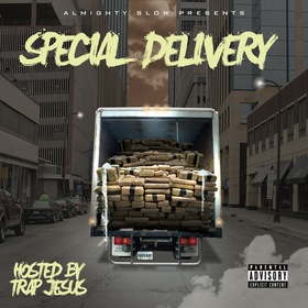 Special Delivery DJ Almighty Slow front cover