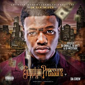 Supplyin Pressure DC Young Fly front cover