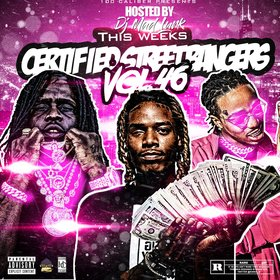 This Weeks Certified Street Bangers Vol.46 DJ Mad Lurk front cover
