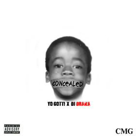 Concealed Yo Gotti front cover
