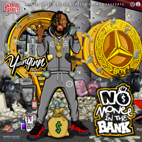 No money in the bank YuunqinBáby front cover