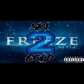 FREEZESTYLE Ski2Cold front cover