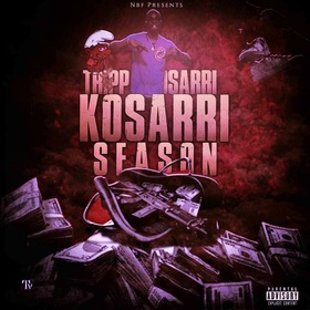 Trippa Kosarri - Kosarri Season (The Mixtape) Lo Koop front cover
