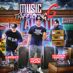 Music Trafficking 6 DJ Money Mook front cover