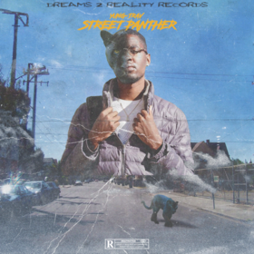 street Panther Yung-Trav front cover