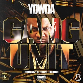 Gang Unit: Organized Crime Edition Yowda front cover