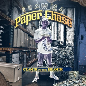 Paper Chase: Clock To The Block $hamma front cover