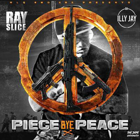Piece By Peace Ray Slice front cover
