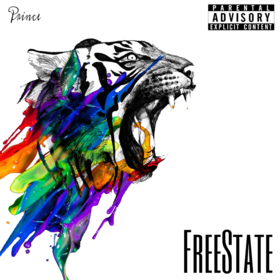 Free State The Prince front cover