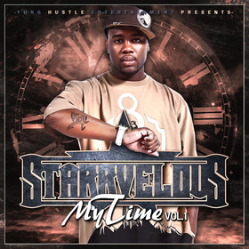 My Time Vol. 1 Starrvelous front cover