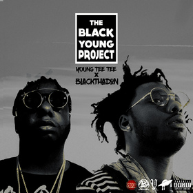 The Black Young Project Young TeeTee front cover
