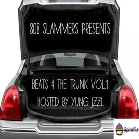 Beats 4 The Trunk-808 Slammers TMG808MusicLovers front cover