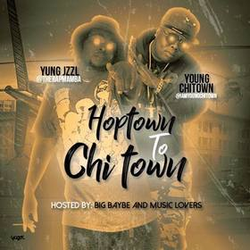 Hoptown To ChiTown TMG808MusicLovers front cover