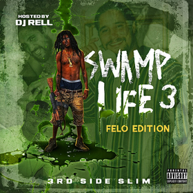Swamp Life 3 Felo Edition 3rd Side Slim front cover
