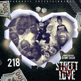 Street Love 218 front cover