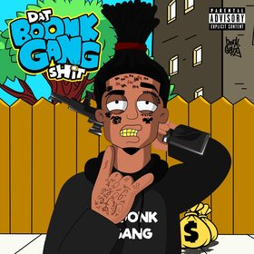 Dat Boonk Gang Shit Boonk front cover