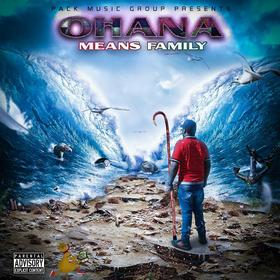 OHANA Means Family JunFolks front cover