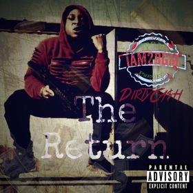 The Return DirtyCash front cover