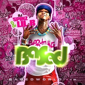 Everything Based Lil B front cover